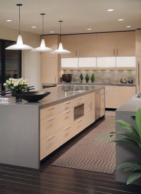 Modern Kitchen Style MJ Cabinet Designs