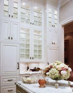 Raised Panel Cabinet Style